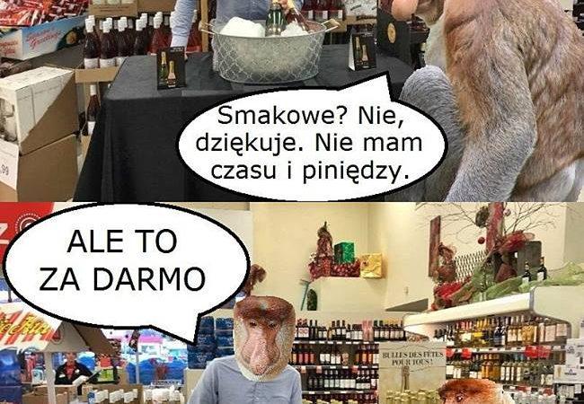 Janusz znawca wina